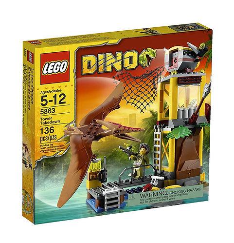 LEGO 5883 Dino Tower Takedown