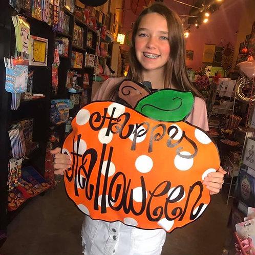Dottie Happy Halloween Pumpkin