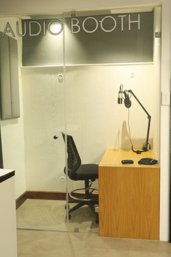 Audio Booth