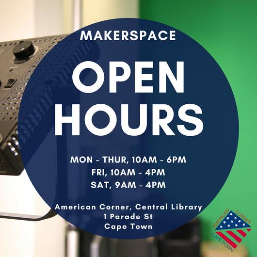 OpenHours at American Corner CPT