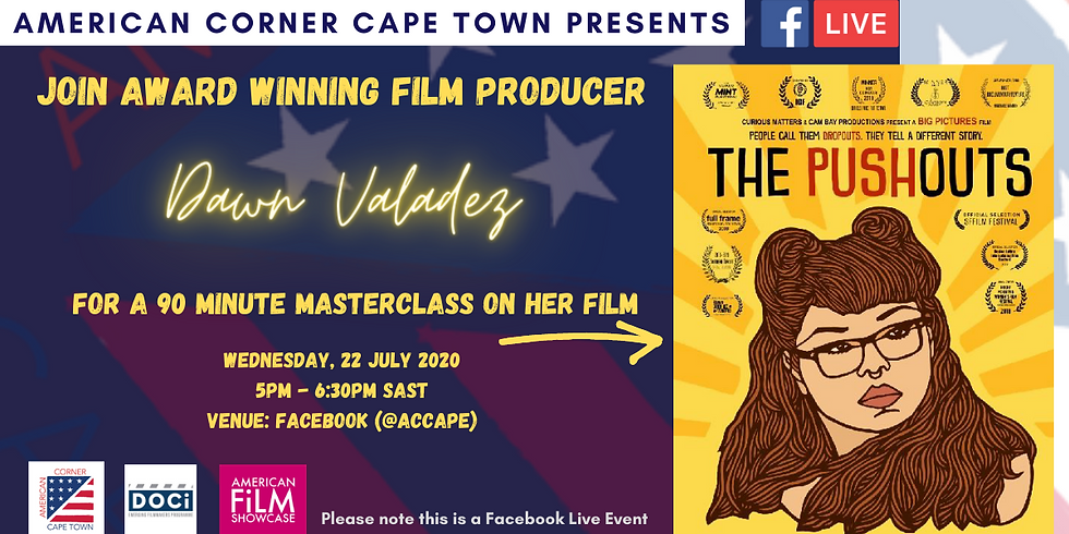 THE PUSHOUTS Masterclass with Filmmaker
