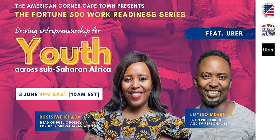 Driving Entrepreneurship for Youth across Sub-Saharan Africa