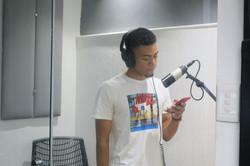 Audio Booth Recording
