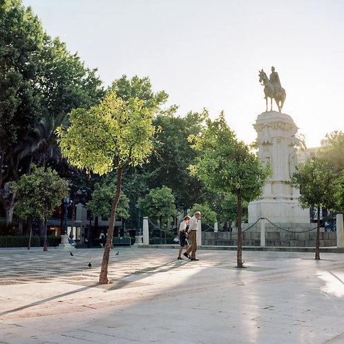 Seville, Plaza Nueva
