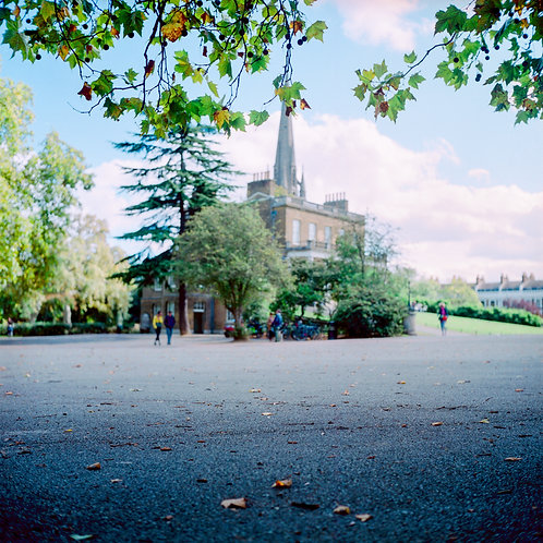Londres, Clissold House