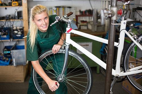 Starters fietshersteller VOLZET niet meer aankopen