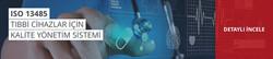 ISO 13485 tıbbi Cihazlar