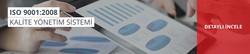 ISO 9001:2015, ISO 9001 Belgesi