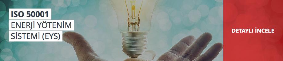 ISO 50001:2011, ISO 50001 Enerji