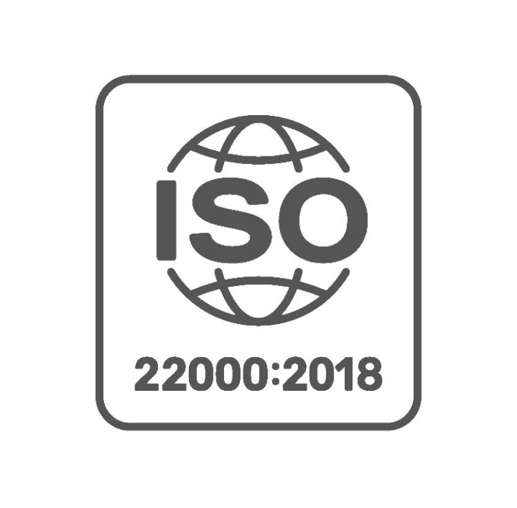 ISO 22000 Belgesi, ISO 22000 Gıda güvenliği