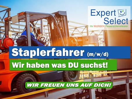 Gabelstaplerfahrer (m/w/d) in Vollzeit. Es warten 300,00 EUR Willkommensbonus. JETZT BEWERBEN!
