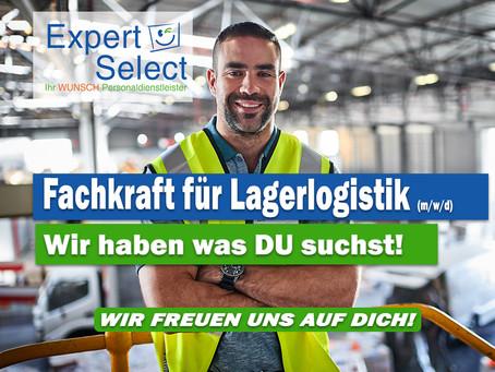 Fachkraft für Lagerlogistik (m/w/d) in 55411 Bingen am Rhein in Vollzeit - TOP TEAM WARTET!