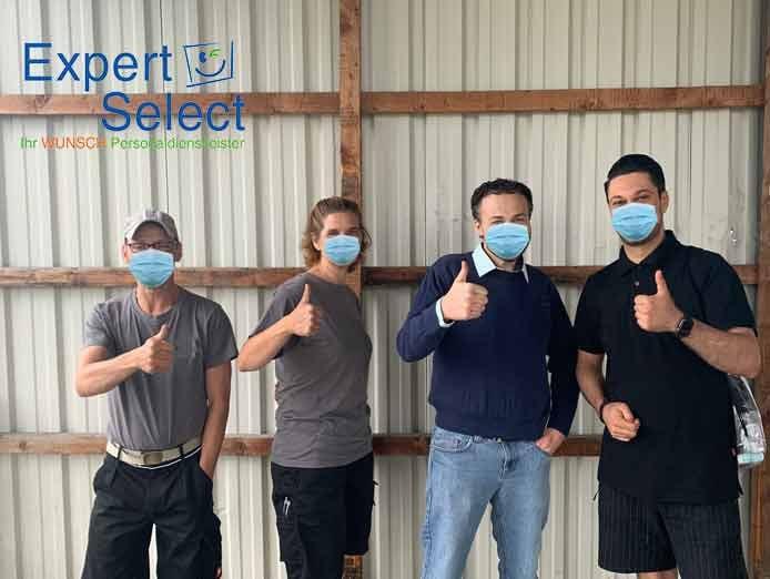 Expert Selelect GmbH, Übernahme Mitarbeiter, Personaldienstleister Bingen, Leihfirma Bingen