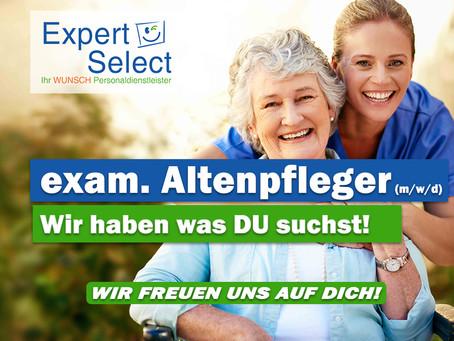 Pflegefachkraft, Altenpfleger, Gesundheits- und Krankenpfleger (m/w/d) in 55411 Bingen am Rhein