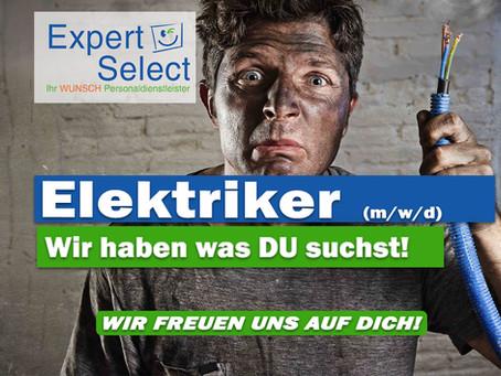TOP JOB: Elektriker / Elektroniker (w/m/d) in 55411 Bingen am Rhein. Bis 19,00 EUR in der Stunde!