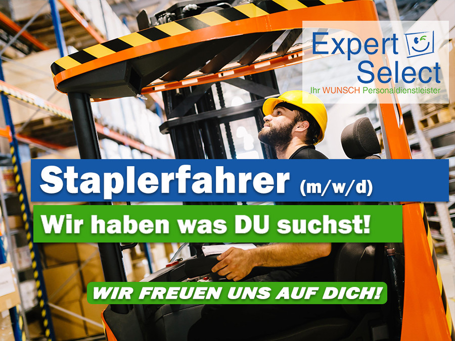 Gabelstaplerfahrer (m/w/d), 55411, Bingen am Rhein, Rheinland-Pfalz, Vollzeit, Stellenangebote, Job