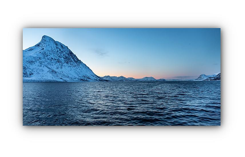Skjervøya 5 IR Varmepanel Veggbilde Paneloven