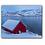 Thumbnail: Kaldfjord IR Varmepanel Veggbilde Paneloven