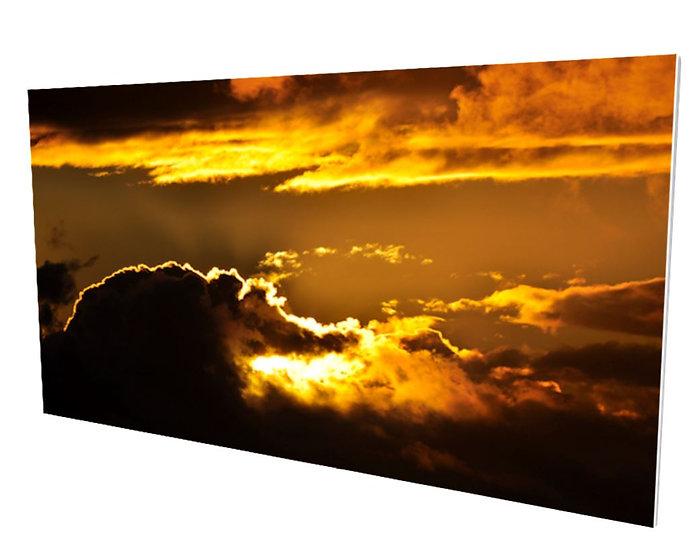 IR Varmepanel Sol og himmel