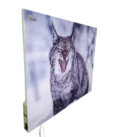 Norsk Lynx IR Varmepanel Veggbilde Panelovn