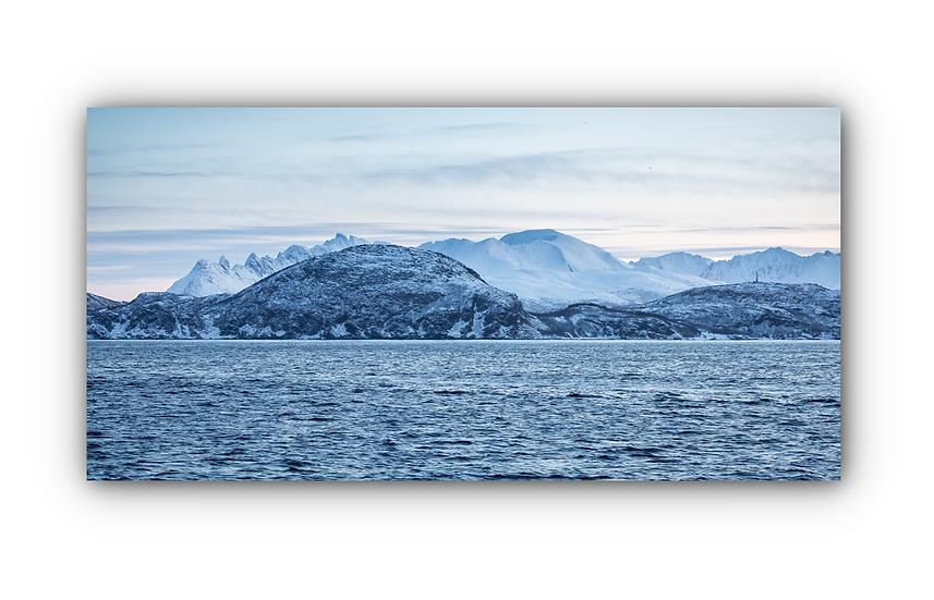 Skjervøya IR Varmepanel Veggbilde Paneloven