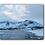 Thumbnail: Fjell og vinter med islagt vann i Tromvik IR Varmepanel Veggbilde Panelovn
