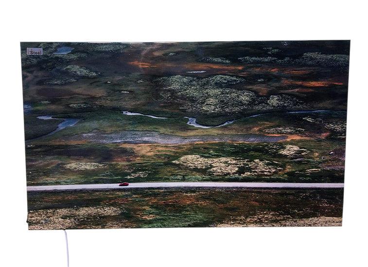 Venabygdfjellet Rondane IR Varmepanel Veggbilde Panelovn