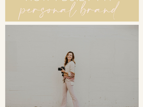How I Built My Personal Brand