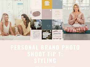 Tips for Your Personal Branding Photo Shoot