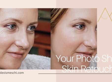 Skin Retouching and Editing