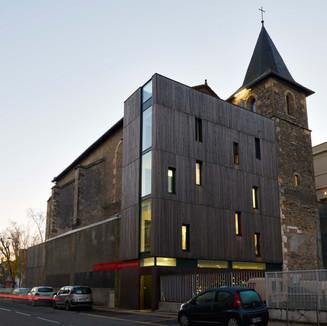 Chapelle Saint-Jacques, Saint-Gaudens