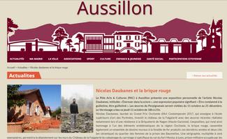 VILLE-AUSSILLON.FR