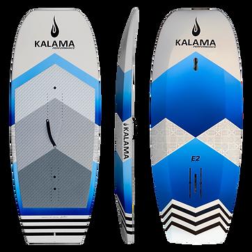 Kalama Perfomance sup foil blue pvc sandwich