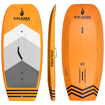 Kalama Perfomance sup foil orange full carbon