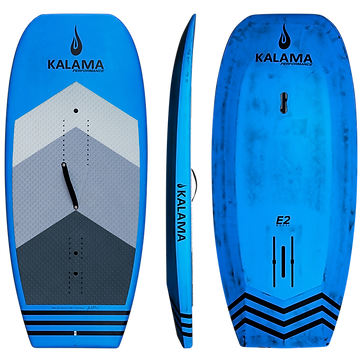 Kalama Perfomance sup foil blue full carbon