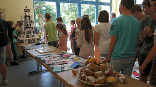 Kunstausstellung im Kulturhaus Kyritz