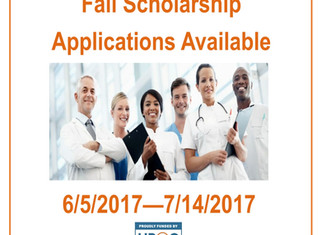 Fall Scholarship Opportunity