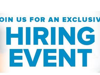 Region 8 Personal Care Attendant Hiring Event