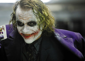 The Dark Knight: A Third Act in Three Stages