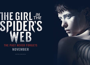 The Girl in the Spider's Web: Plot Heavy Trailers
