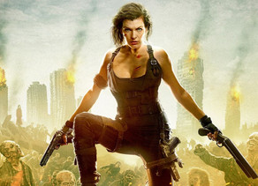 Resident Evil: Why they work as 'video game' movies.