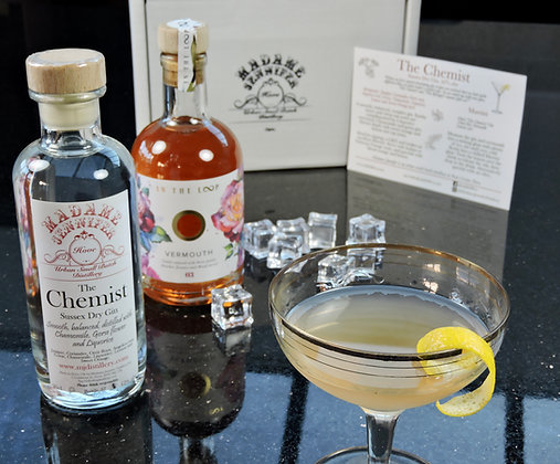 Sussex Martini Kit
