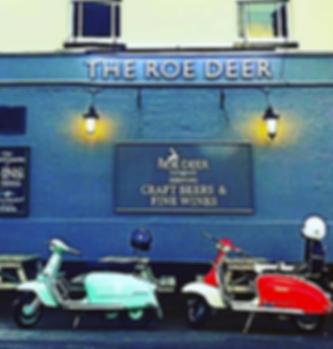 SMadame Jennie Distillery at th Roe Deer