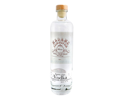 Bubble-Plate Vodka