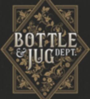 Madame Jennifr Distilley at Bottle and Jug Dept