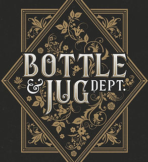 Madame Jennifr Distilley at Bottle and Jug Dept