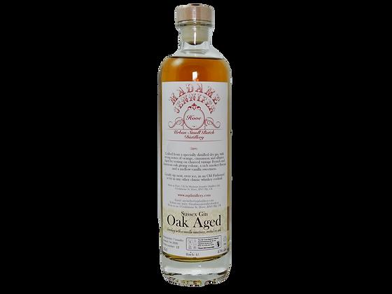 Oak Aged Sussex Gin
