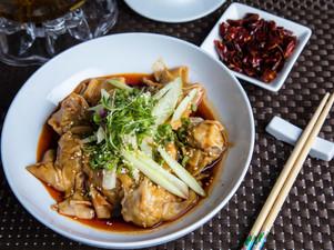 Szechwan Style Spicy Wonton