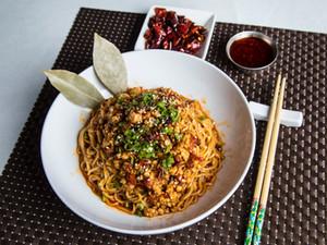 Szechwan Style Spicy Noodle