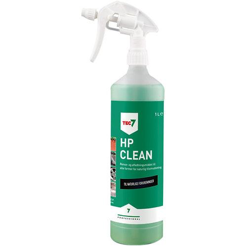 Tec7 HP Clean 1 l, rengjører og avfetter